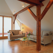 Collar beam ceilings