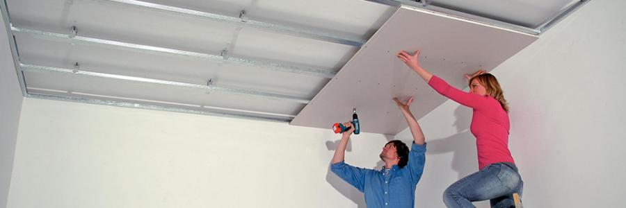 Collar beam ceilings